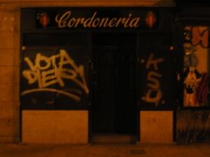 Cordonería en Madrid