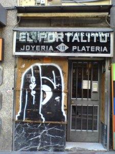 El Portalito en Madrid
